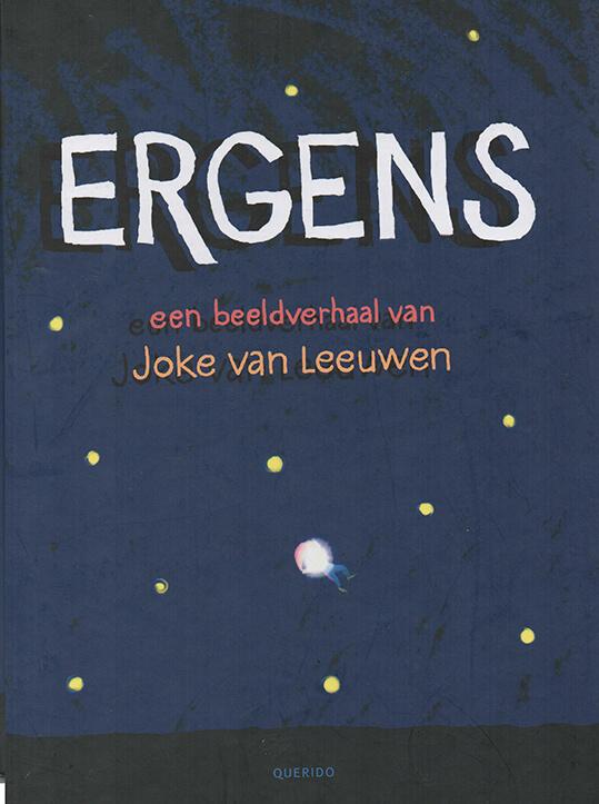 Ergens (Querido, 2016)